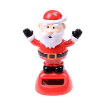 whole newest arrival solar powered shaking toy toys for children decoration best gift solar powered desk toys solar