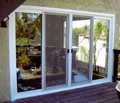 patio door with screen. Pella Patio Doors Screen Inside Sliding Peytonmeyer 1035 X 892 Door With