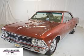 Pre-Owned 1966 Chevrolet Chevelle SS True SS Vintage Air, Runs ...