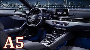 2018 audi a5 sportback interior. 2018 audi a5 coupe - interior sportback interior s