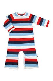 Toobydoo George Rugby Jumpsuit Baby Boys Nordstrom Rack