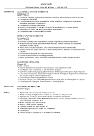 Datapower Developer Resume Samples Velvet Jobs