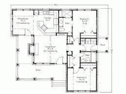 Tiny House Plans  Small House Plan Small 3 Bedroom Ranch House Small Home Plans With Garage