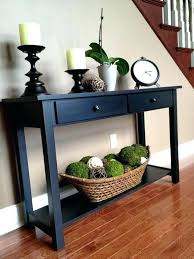 small accent table ideas decorating outdoor for foyer console tables amazing the