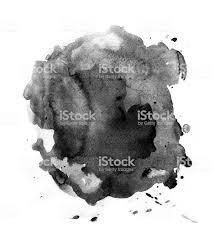 ブラックの水彩スプラッシュ しぶきを上げるのベクターアート素材や