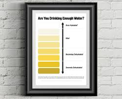 Medical Urine Color Chart Urine Colour Chart Pee Colour Chart Available To Download