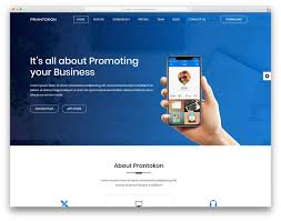 Top 28 Free One Page Website Templates Built With Bootstrap