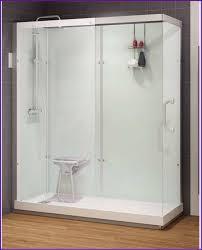 stunning walk in shower kits landscape lighting ideas walkin shower kits with seat photo