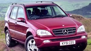 Mercedes Benz ML 270 CDI UK spec W163 '2001–05 - YouTube