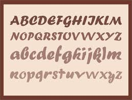 forte font forte font by intellecta design fontspace