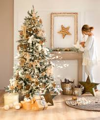 #Contemporary #Christmas #decorations Ideas para decorar el rbol de  Navidad: 3 rboles
