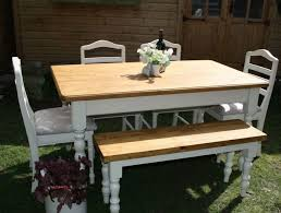 shabby chic dining sets. large size of dining tablesshabby chic accent table farmhouse set with bench french shabby sets