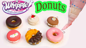 Craft Whipple Craft N Fun Creme Desserts Donuts Macarons Food Diy Craft