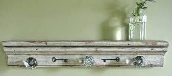 Knob Coat Rack Custom Making A Coat Rack With Door Knobs Coat Racks Rustic Coat Racks
