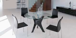 table chairs glass italian dining living room legs marble modern round furniture s s choice