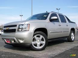 2007 Silver Birch Metallic Chevrolet Avalanche LTZ 4WD #4610030 ...