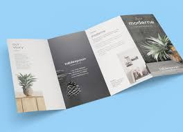 6 Sided Brochure Template Quad Fold Brochure Rome Fontanacountryinn Com