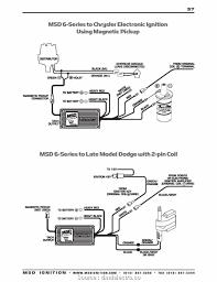 msd chrysler ignition wiring diagram wiring diagrams bib