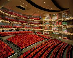 Kauffman Theater Seating Chart Gallery Of Kauffman Center For The Performing Arts Safdie