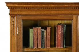 furniture bookshelves glass doors luxury bookcase glass doors white antique mahogany with canada bookcase