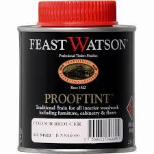 Feast Watson Prooftint 1l Golden Teak Interior Stain