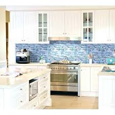 Kitchen glass mosaic backsplash Accent Grey Glass Tile Backsplash Blue Glass Kitchen Grey Marble Stone Blue Glass Mosaic Tiles Kitchen Wall Arealiveco Grey Glass Tile Backsplash Ideas Kitchen Glass Tile Glass Tile White