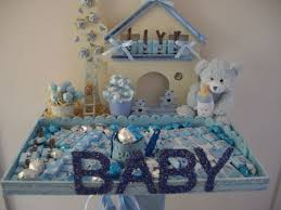 Baby Tray Decoration Sydney Gifts and Bomboniere Chocolate Packages Wedding Gifts 4