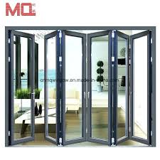 glass stacking doors at crystal showers barade and adelaide