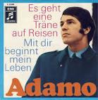 Bildergebnis f?r Album Adamo Es Geht Eine Tr?ne Auf Reisen