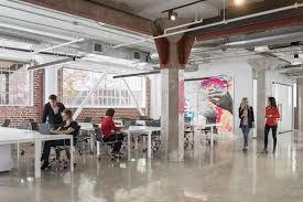 Courtesy urban office Passenger There Are An Array Of Spaces That Allow For Collaboration In The Urban Hives New Offices Work Design Magazine Historic Character Couples With Modern Interior Design At The Cannery