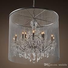 modern vintage crystal chandelier lighting rustic candle chandeliers pendant hanging light for home hotel and restaurant decor kitchen ceiling lights flush