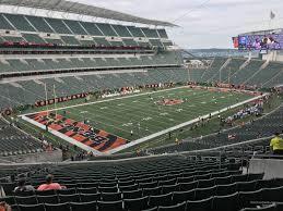 Paul Brown Stadium Section 218 Rateyourseats Com