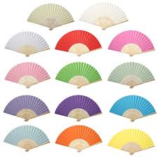 paper fan clipart. lovely handheld mini fan folding bamboo chinese paper fans wedding kids favours clipart