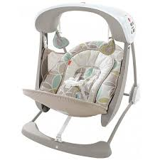 Fisher-Price Deluxe Take-Along Swing and Seat - Walmart.com