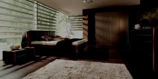 Schlafzimmer Schwarz Braun Ein Mit Pax Kleiderschrank In