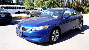 2008 Honda Accord EX-L Coupe Startup and Review - YouTube