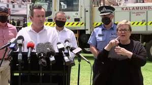 Everything you need to know about perth's new covid case. Wa Covid Lockdown On Track To End On Friday Night If Coronavirus Free Streak Continues Abc News