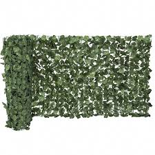 Compass Home Expandable Faux Ivy Privacy Fence With Lights Amazon Com Best Choice Products Faux Ivy Privacy Fence