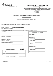 Top 40 Check Request Form Templates Free To Download In Pdf Format