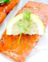 easy smoked salmon a simple rub made of brown sugar salt and pepper