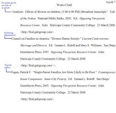 006 Documentation In Mla Format Ppt Excel Work Cited Page Example