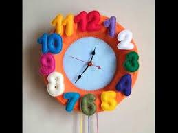 Wall Clocks For Kids | Kids Room Clocks, Kids Room Wall Clock Designs