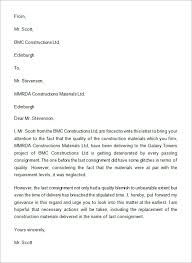 Complaint Format Collection of Solutions Sample Format Of A Complaint Letter About 16