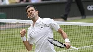 Novak Djokovic in Wimbledon final vs ...