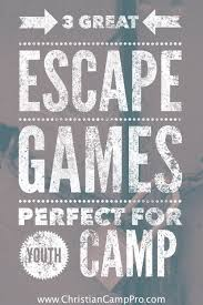 best great escape for youth