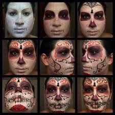 80 crazy halloween makeup tutorials for this festive season