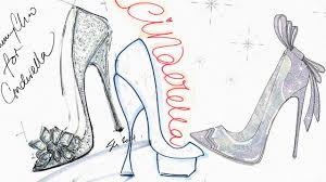 Famous Footwear Designers 9 Famous Shoe Designers Recreate Cinderellas Glass Slipper