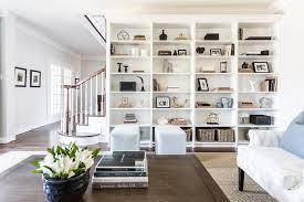 floor to ceiling bookcase design ideas