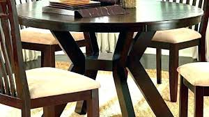 36 inch round dining table chairs for high and