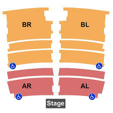 Brown Theater Seating Chart Gordie Brown Theater Golden Nugget Tickets And Gordie